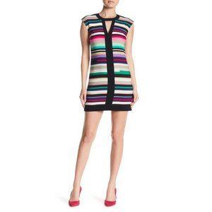 Laundry By Shelli Segal Striped Sheath Dress 2